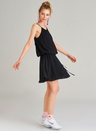 Beli Bağlamalı Elbise-Agenda